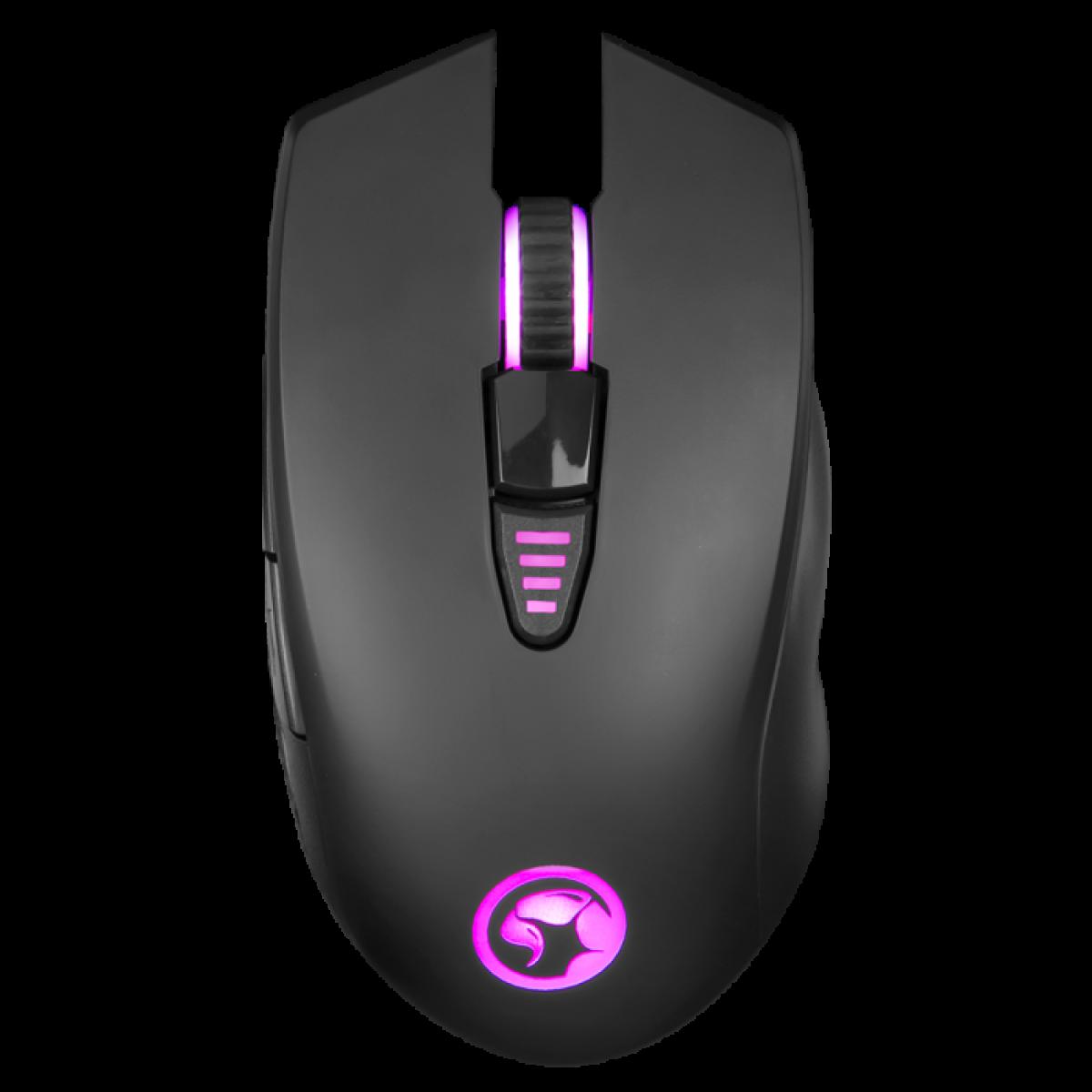 Mouse Marvo Gamer G982 LED RGB 5000 DPI