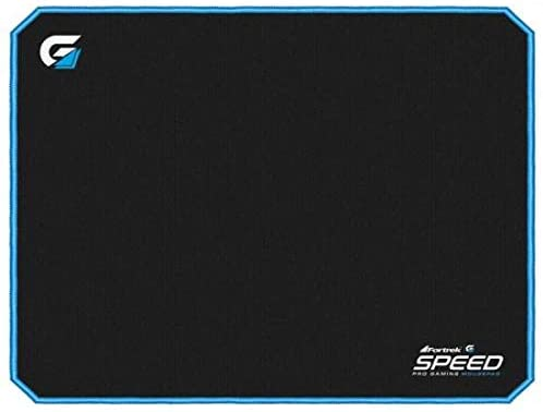 Mouse Pad Gamer  320x240mm  SPEED MPG101 Preto FORTREK