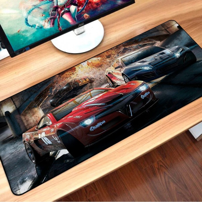 Mouse Pad Gamer Need For Speed Underground Extra Grande Exbom - MP-9040A09