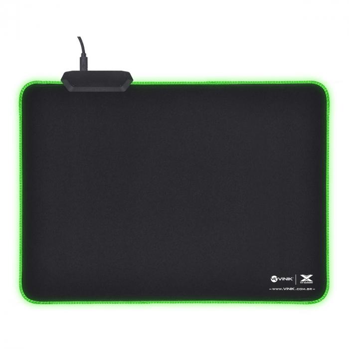 MOUSE PAD VX GAMING RGB - 250X350X3MM