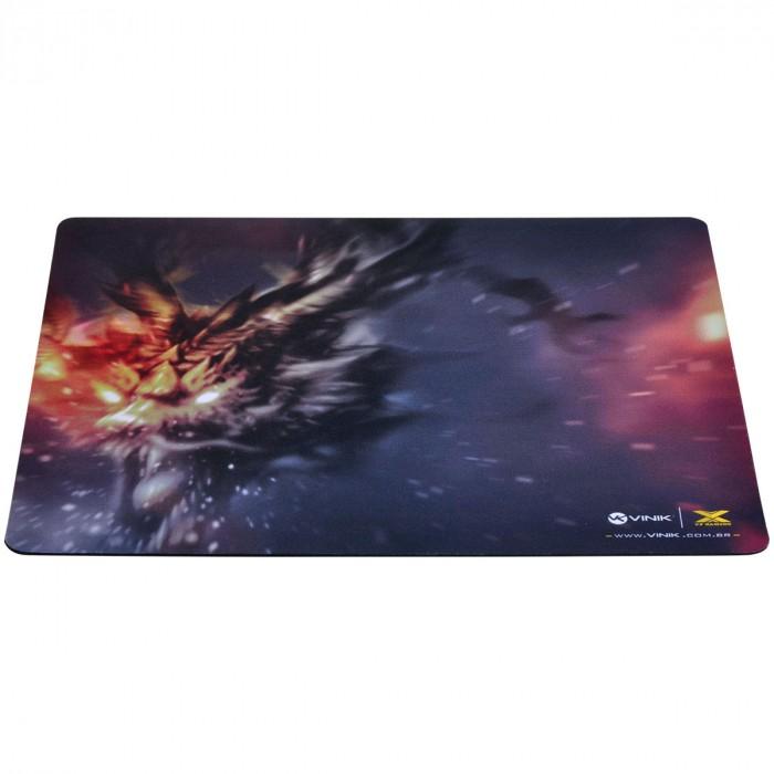 MOUSE PAD VX GAMING VINIK FIRE DRAGON - 320X270X2MM
