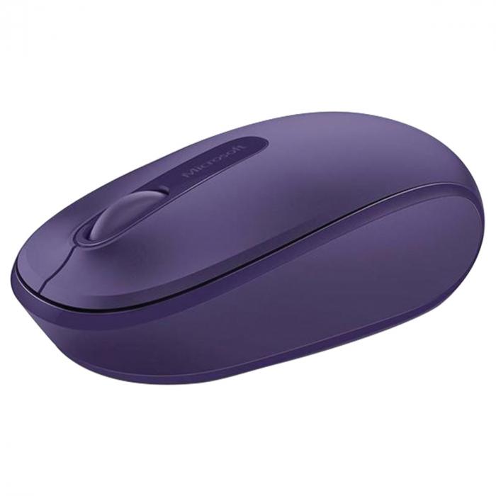 MOUSE SEM FIO MOBILE USB ROXO U7Z00048