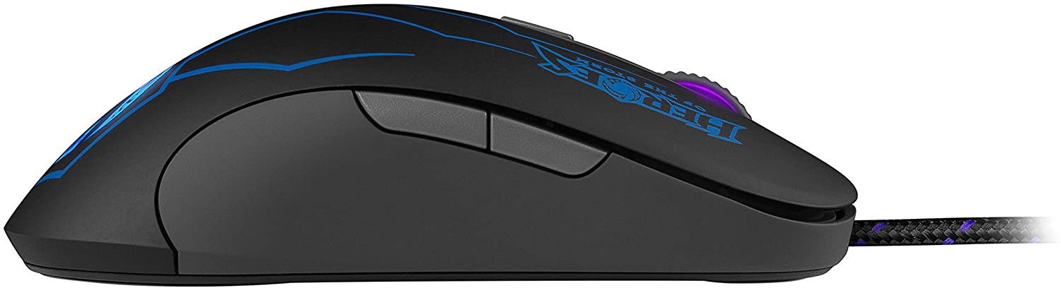 Mouse Steelseries Heroes Of The Storm Gaming