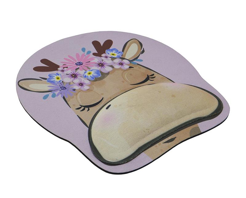 Mousepad Ergonômico Confort Fun – Girafa