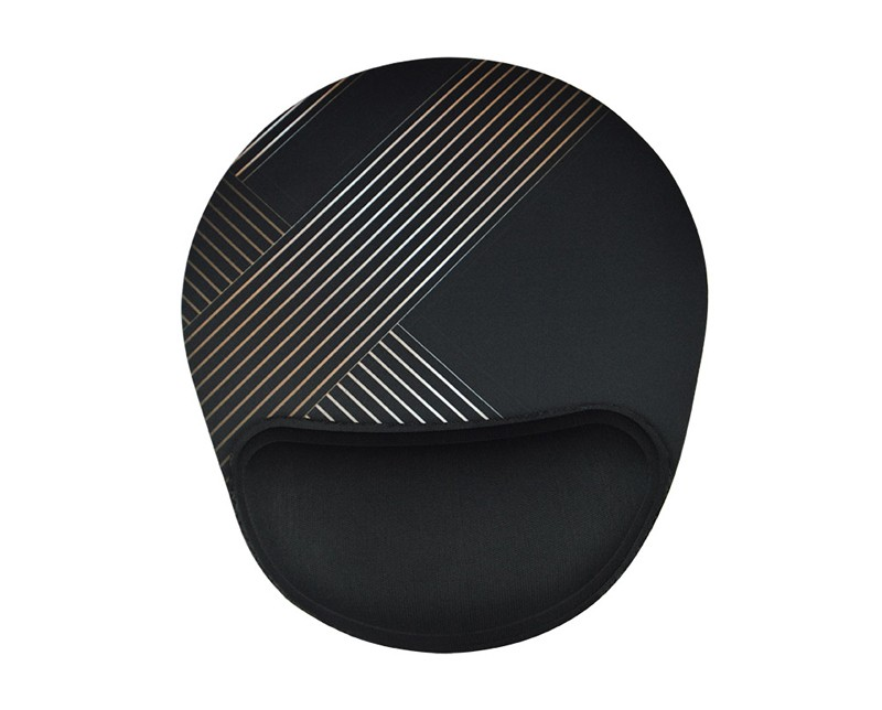 Mousepad Ergonômico Confort – Luxury Line