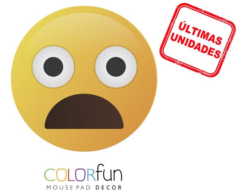 Mousepad / Imã Decorativo ColorFun – Assustado