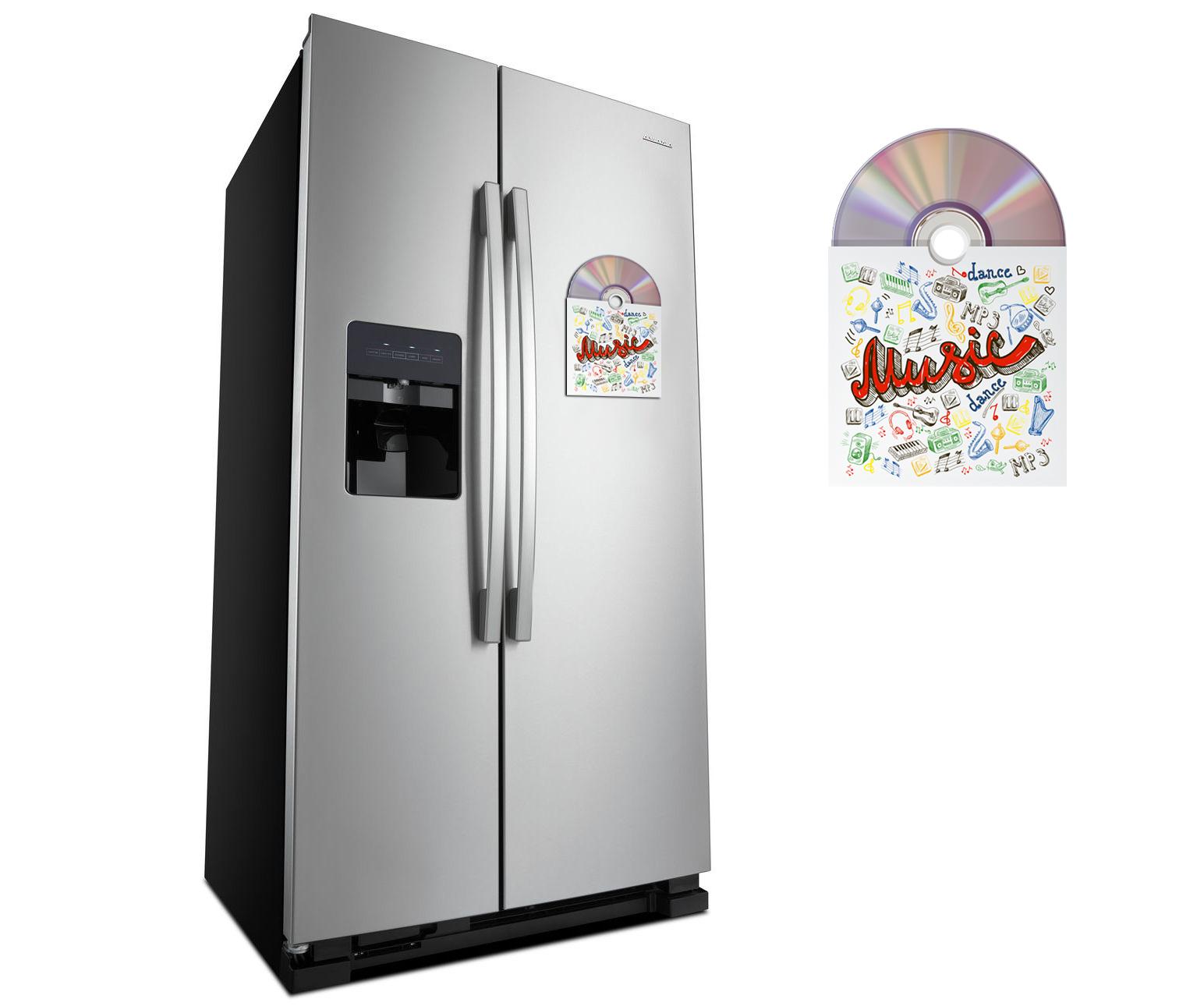 Mousepad / Imã Decorativo ColorFun – CD