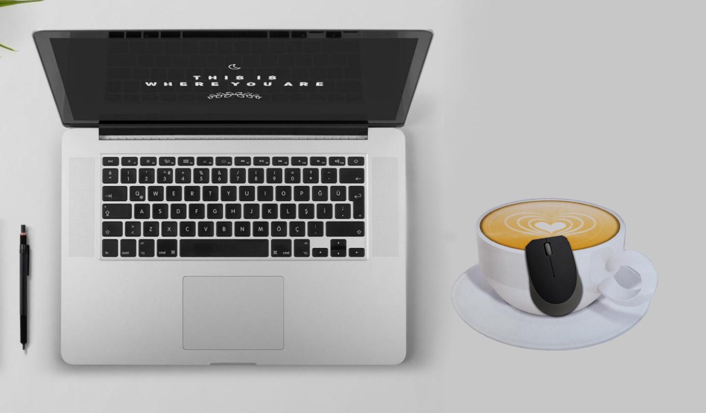 Mousepad / Imã Decorativo ColorFun – Coffee