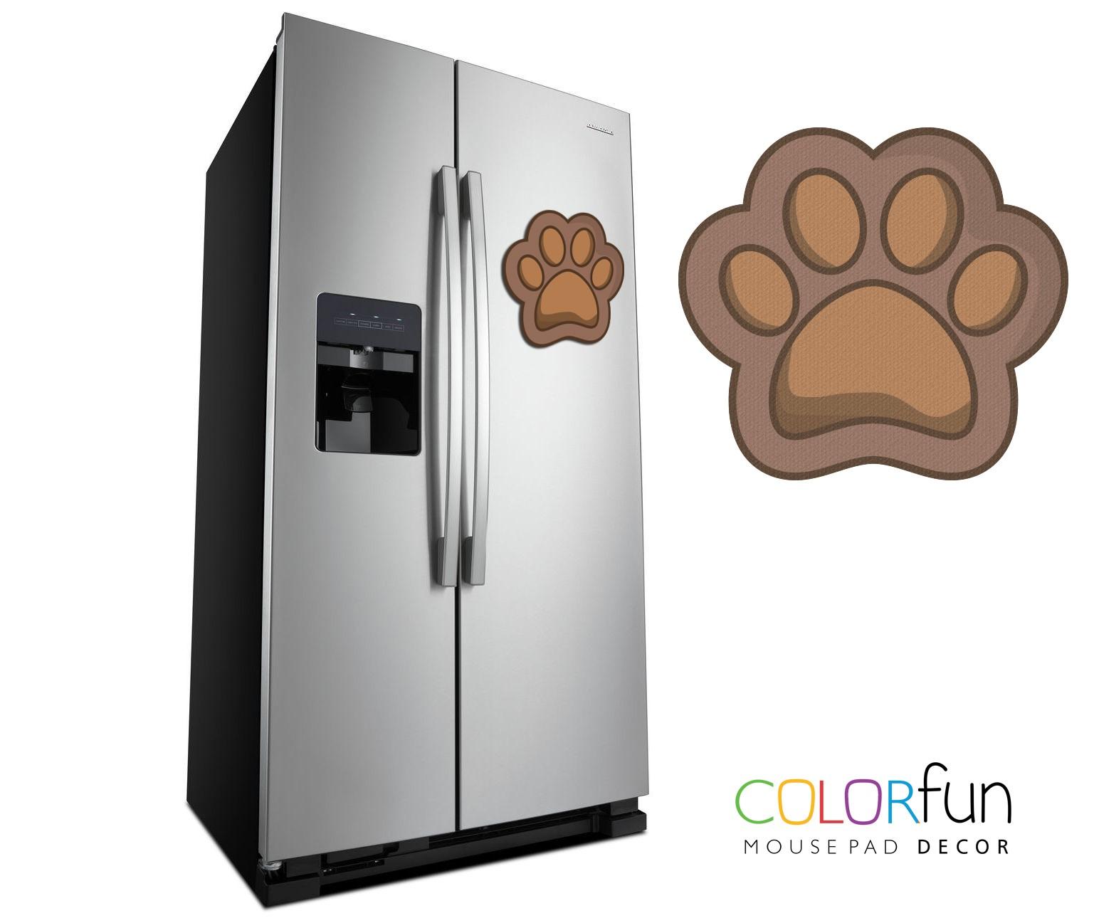 Mousepad / Imã Decorativo ColorFun – Dog Paw