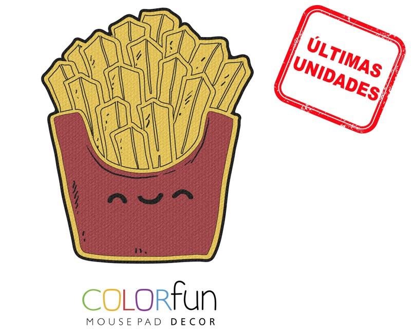 Mousepad / Imã Decorativo ColorFun – Fritas