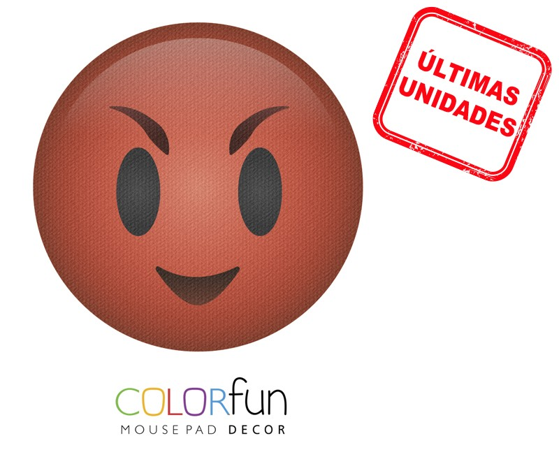 Mousepad / Imã Decorativo ColorFun – Sem Vergonha