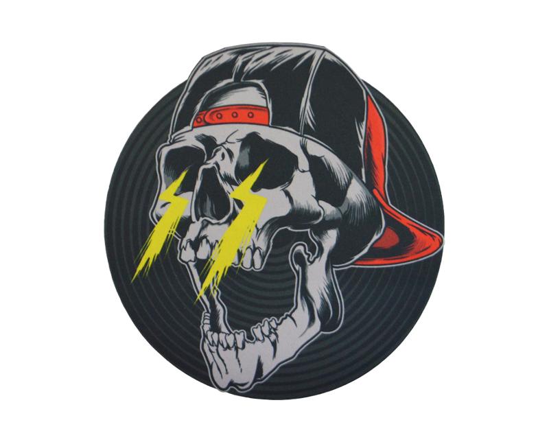 Mousepad / Imã Decorativo ColorFun – Skullcap