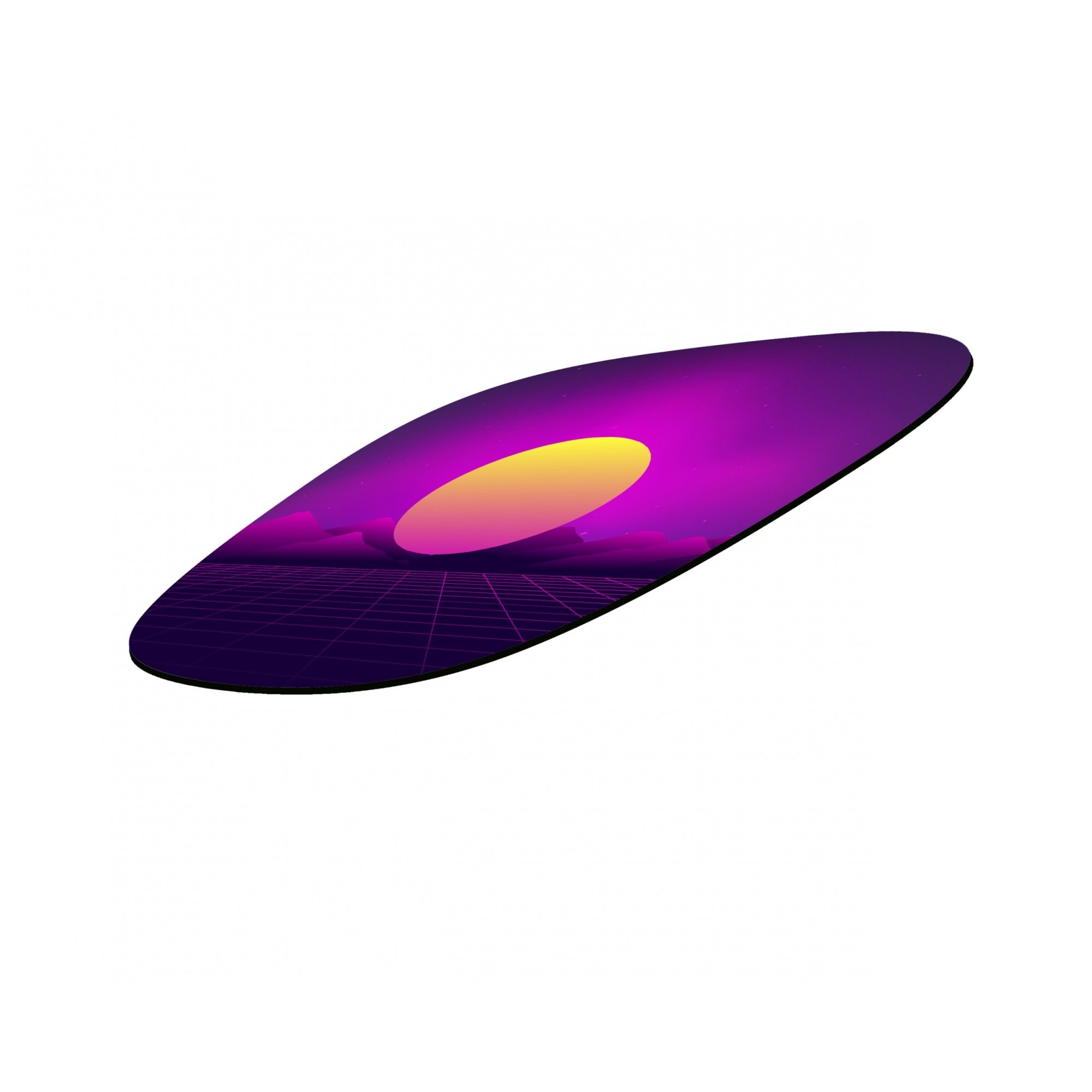Mousepad NeoBasic – Purple Sunset