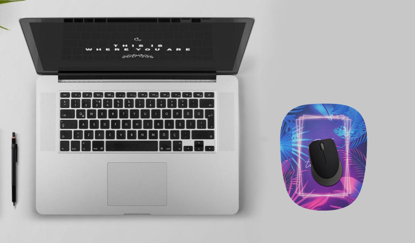 Mousepad NeoBasic – Vibe Tropical