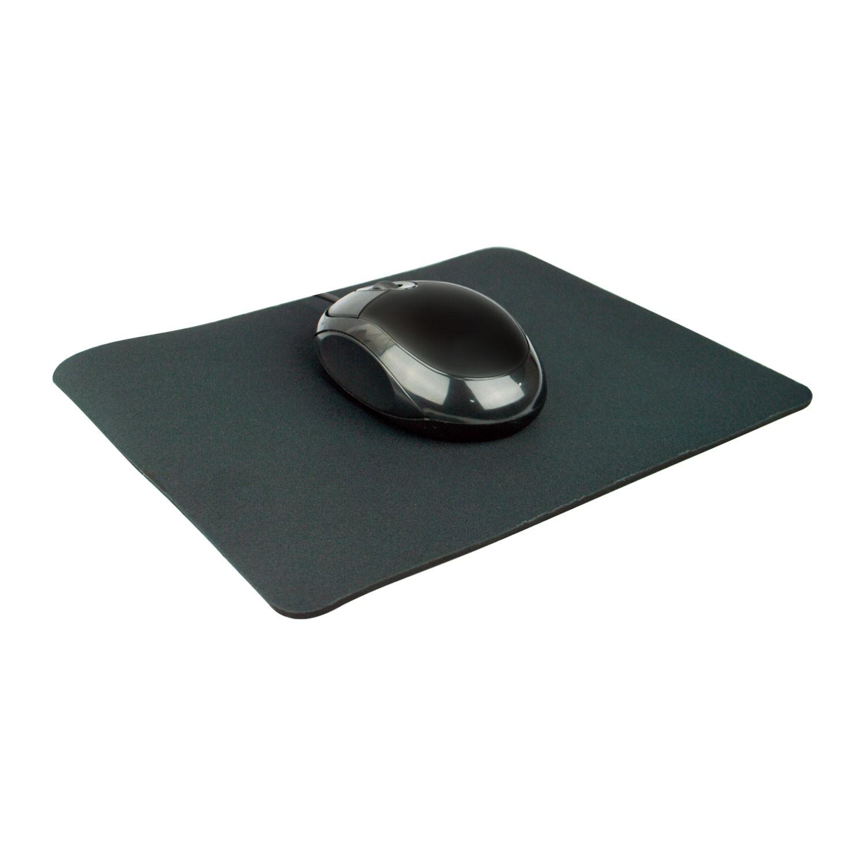 Mousepad Retangular Classic – Preto