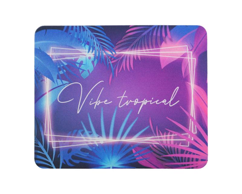 Mousepad Retangular Classic – Vibe Tropical