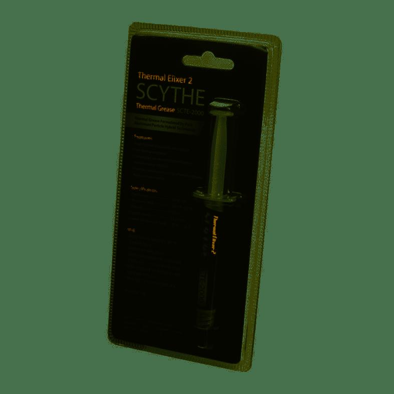 Pasta Térmica Scythe Thermal Elixer 2 SCTE-2000