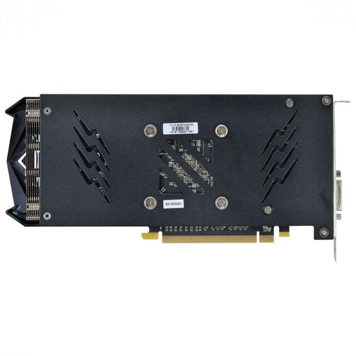 PLACA DE VIDEO AMD RADEON RX 570 4GB GDDR5 256 BITS DUAL-FAN GRAFFITI SERIES - PJRX570G5256