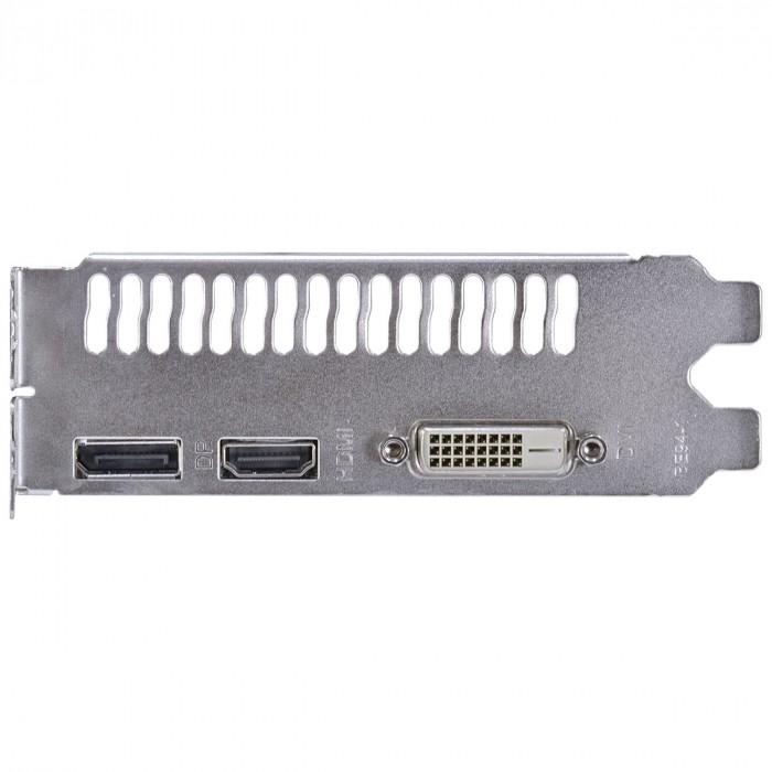PLACA DE VIDEO NVIDIA GEFORCE GTX 1050 TI 4GB GDDR5 128 BITS DUAL-FAN - GRAFFITI SERIES - PA1050TI12804G5DF
