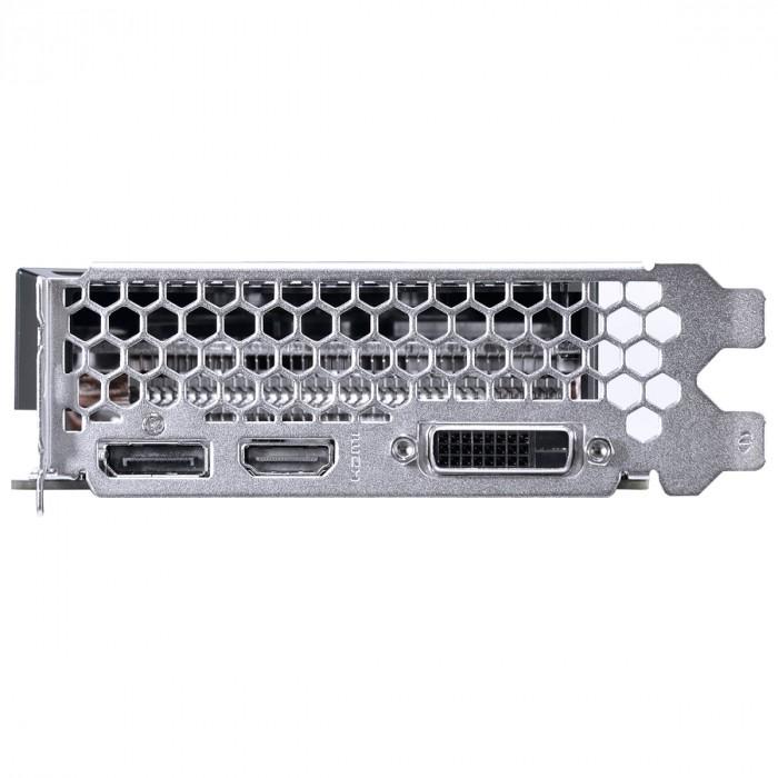 PLACA DE VIDEO NVIDIA GEFORCE GTX 1660 OC DUAL-FAN GDDR5 6GB 192 BITS - GRAFFITI SERIES - PPOC166019206G5