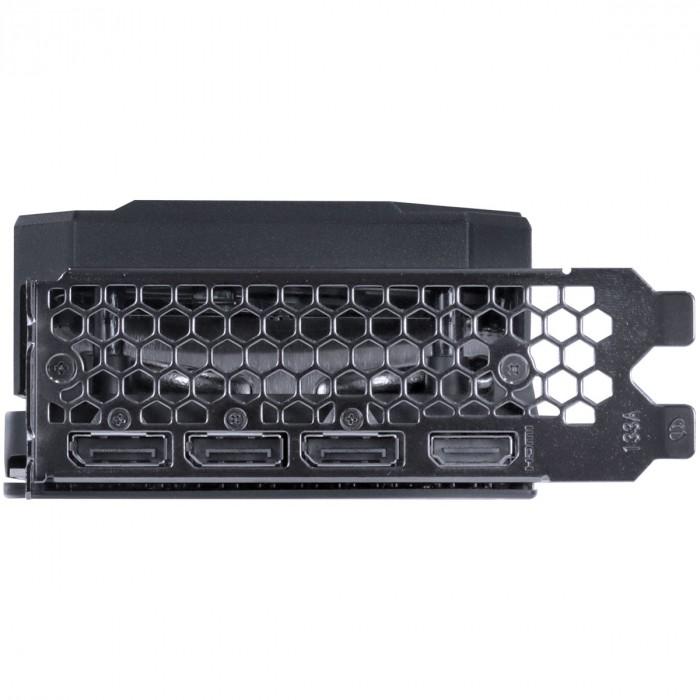 PLACA DE VIDEO NVIDIA GEFORCE RTX 3080 GAMING PRO 10GB GDDR6X 320 BITS TRIPLE FAN - GRAFFITI SERIES - PP3080GP10DR6320