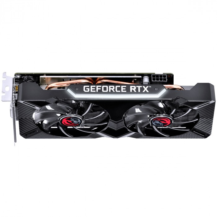 PLACA DE VIDEO NVIDIA RTX 2060 OC 6GB GDDR6 192 BITS DUAL-FAN GRAFFITI SERIES - PPGF2060DR6192