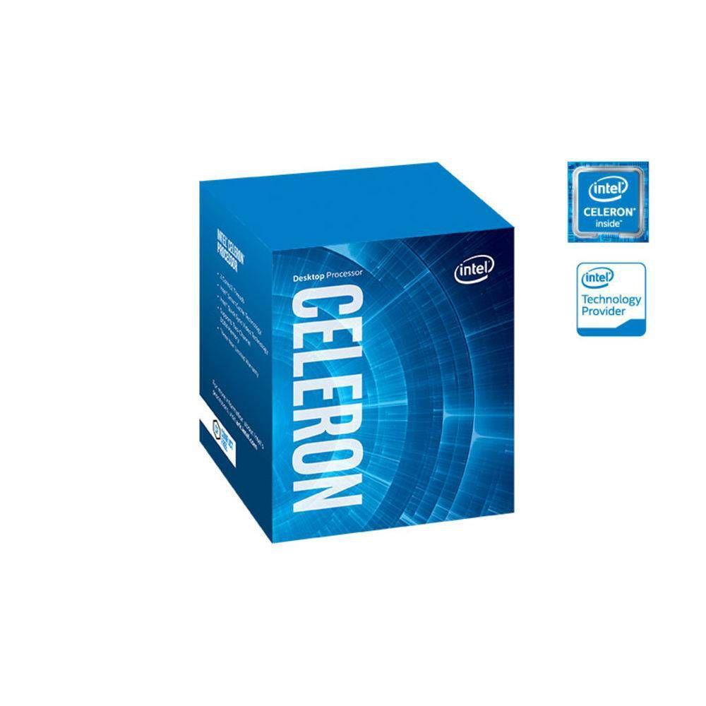 PROCESSADOR CELERON INTEL (80691-3) BX80701G5905 G5905 3,5GHZ 4MB CACHE COM VIDEO 10 GERACAO LGA1200