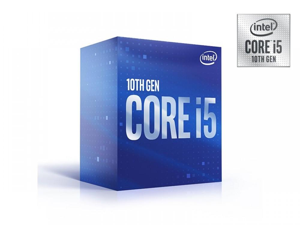 PROCESSADOR CORE I5 INTEL (68633-1) BX8070110400 HEXA CORE I5-10400 2,90GHZ 12MB CACHE COM VIDEO LGA1200
