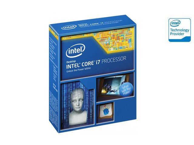 PROCESSADOR CORE I7 INTEL (26596-7) BX80633I74960X I7-4960X 3.6GHZ 15M CACHE DMI 5GTS SEM COOLER