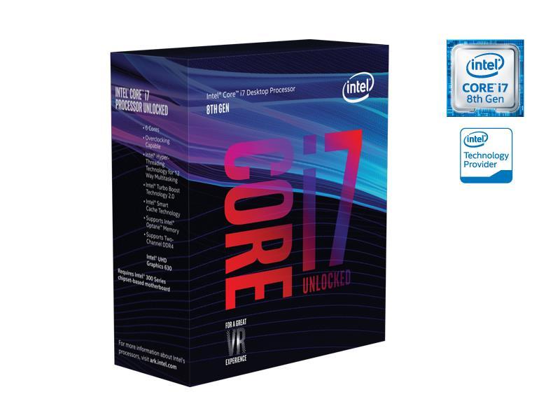 PROCESSADOR CORE I7 INTEL (76968-4) BX80684I79700 OCTA CORE I7-9700 3.0GHZ 12MB CACHE COM VIDEO LGA1151