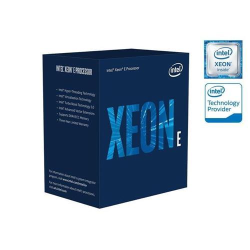 PROCESSADOR XEON E-2100 INTEL (65789-9) BX80684E2124 QUAD CORE E2124 3,30GHZ 8MB LGA1151 SEM GRAFICO
