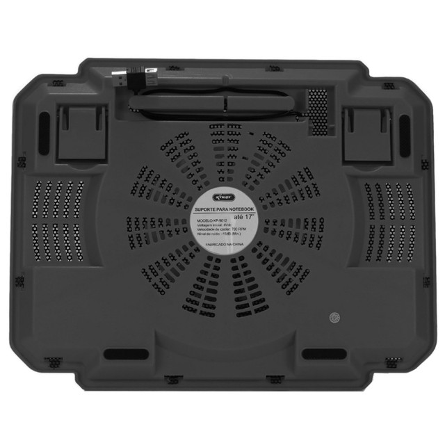 Suporte para Notebook com Cooler Knup - KP-9012