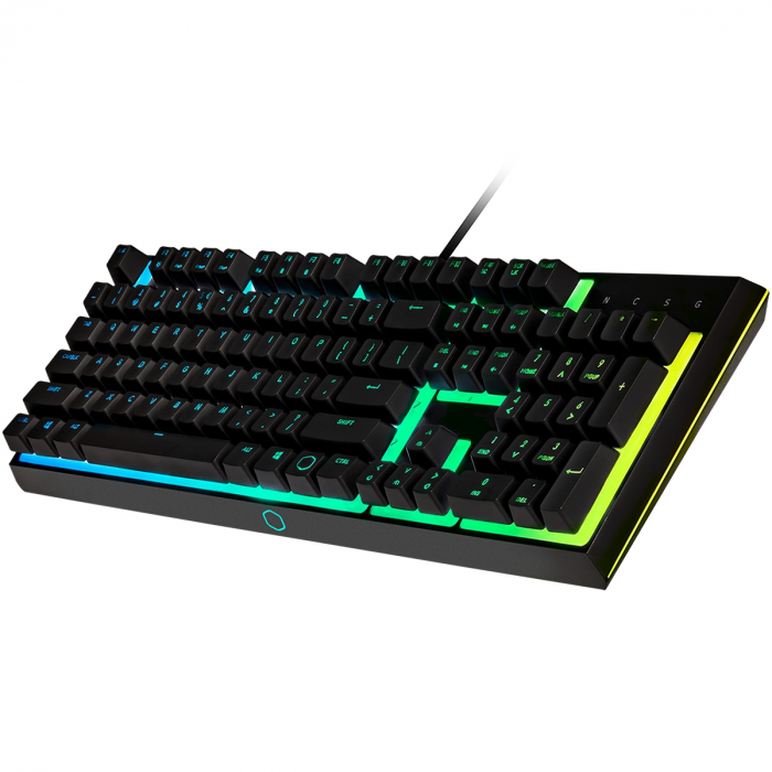 TECLADO GAMER MK110 ILUMINACAO RGB - SEMI MECANICO - MK-110-KKMF1-BR