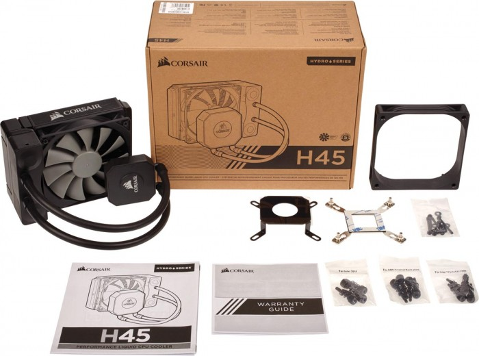 WATER COOLER - HYDRO SERIES - H45 - 120MM - CW-9060028-WW