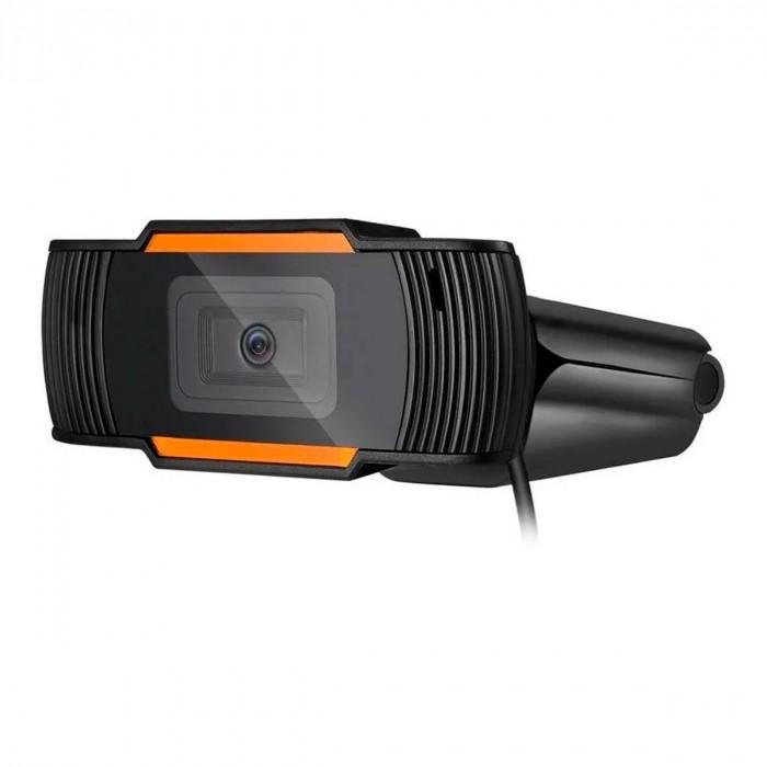 WEBCAM HD 720P PRETA WI-001