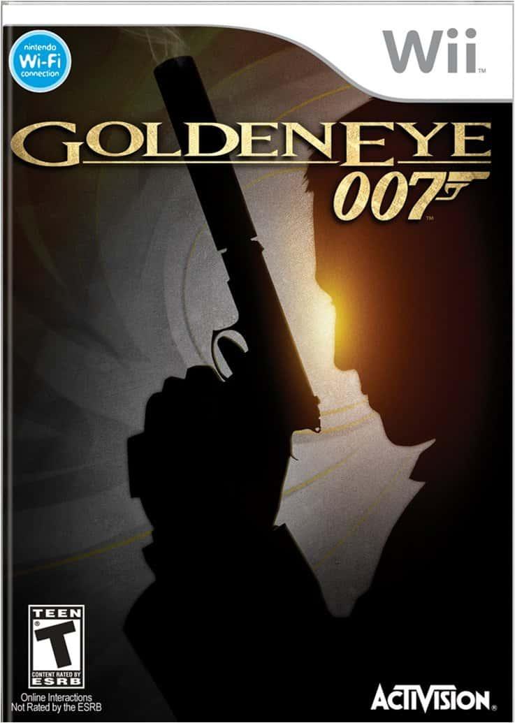 007 Golden Eye (Seminovo) - Wii