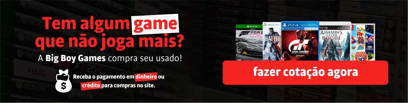 venda seu jogo usado