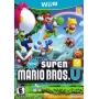 New Super Mario Bros. U (Sem caixa) (Seminovo) - Wii U
