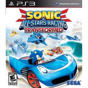Sonic & All Stars Racing Transformed - PS3