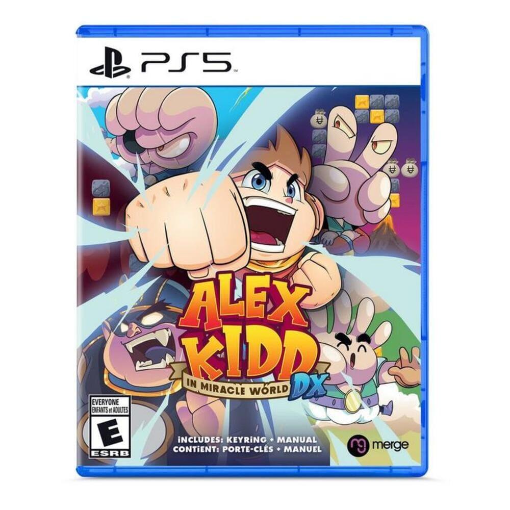 Alex Kidd in Miracle World DX (Pré-venda) - PS5