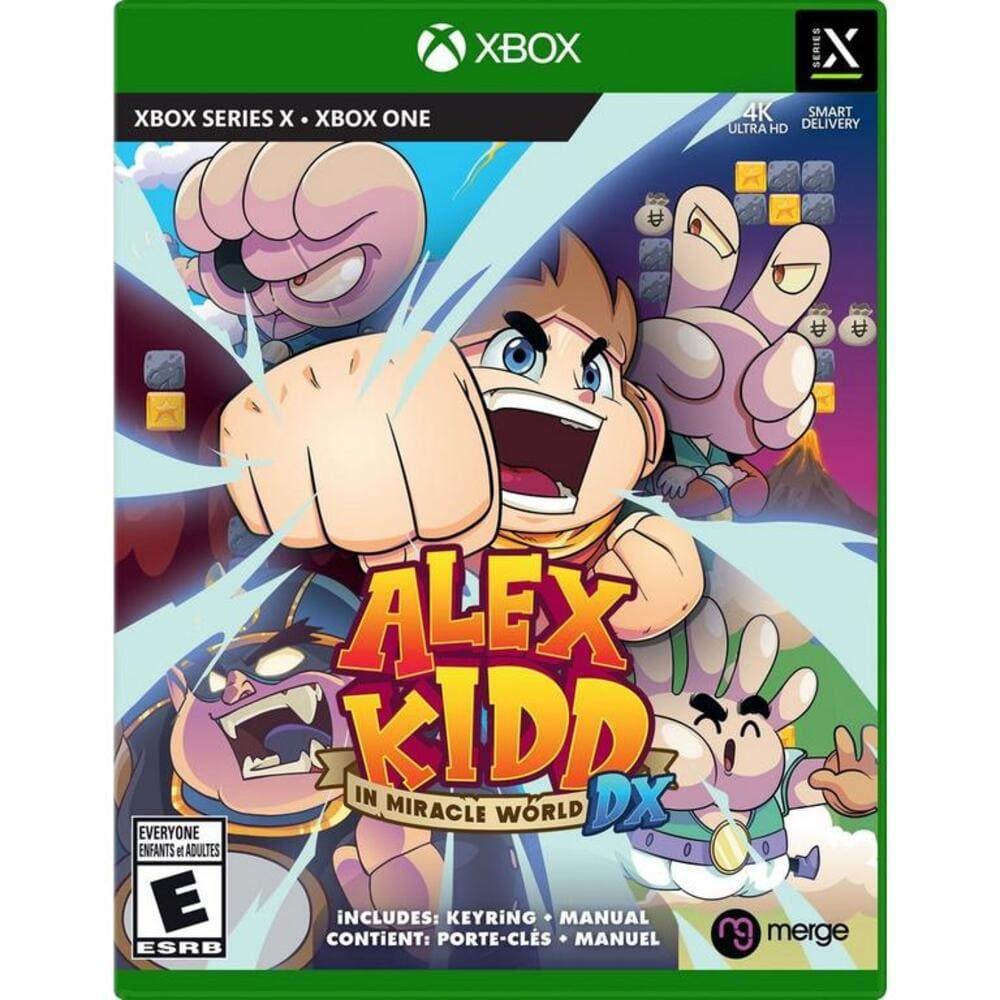 Alex Kidd in Miracle World DX (Pré-venda) - Xbox Series X & Xbox One