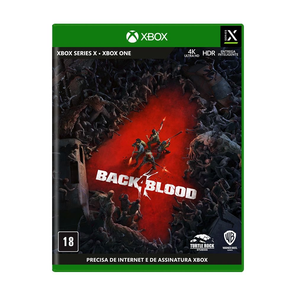 Back 4 Blood (Pré-venda) - Xbox One & Xbox Series X
