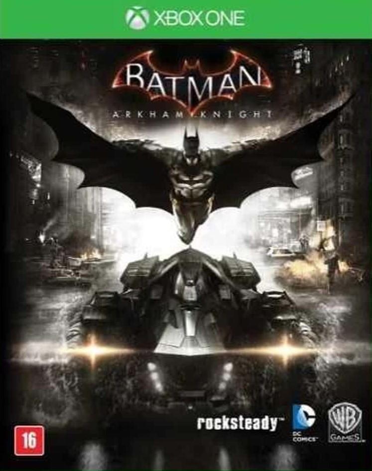 Batman Arkham Knight - (Seminovo) - Xbox One