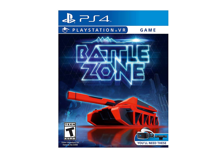 Battlezone (VR) (Seminovo) - PS4