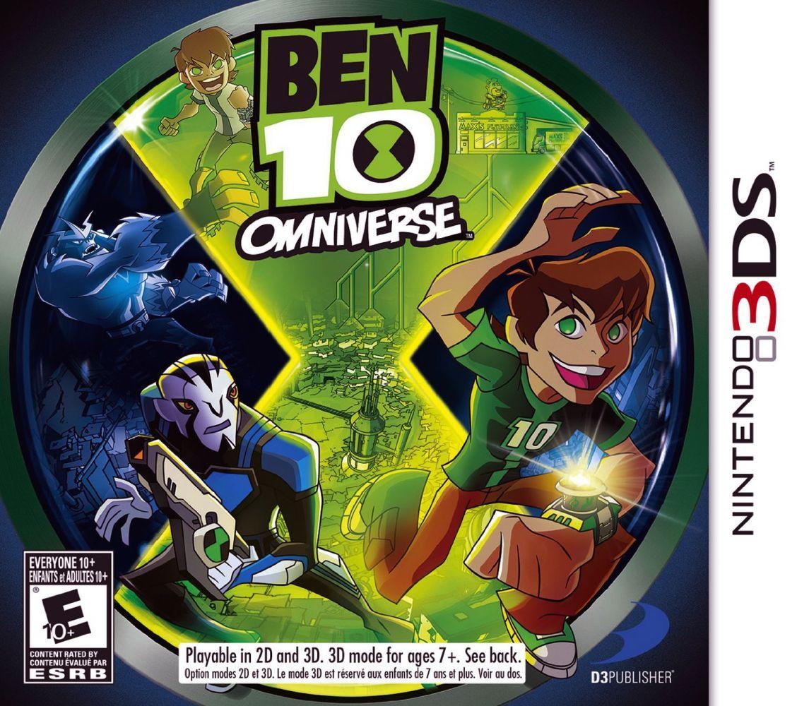 Ben 10 Omniverse (Seminovo) - 3DS