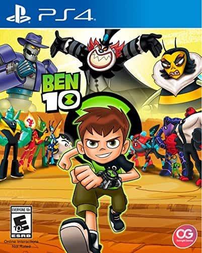 Ben 10 (Seminovo) - PS4