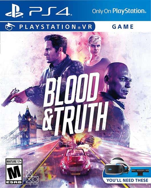 Blood & Truth (VR) - PS4