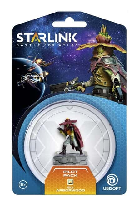 Boneco Starlink Battle For Atlas (Eli Arborwood)
