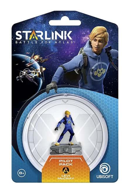 Boneco Starlink Battle For Atlas (Levi Mccray)