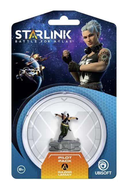 Boneco Starlink Battle For Atlas (Razor Lemay)